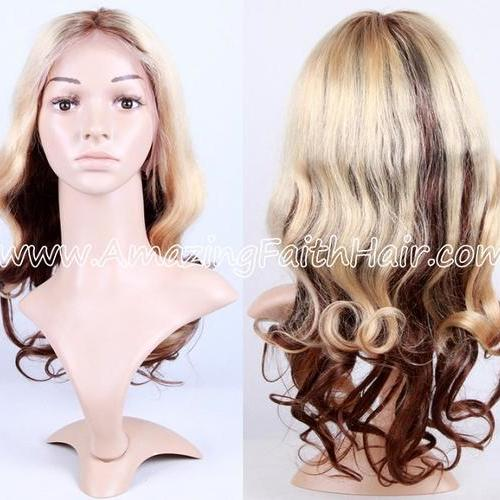 Lace Front Wig T Colors Curly