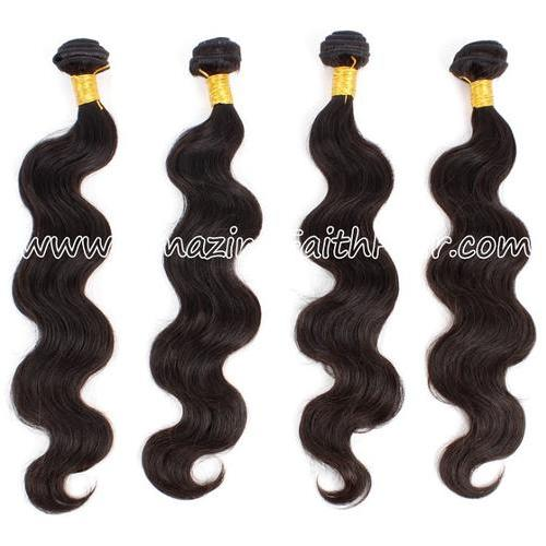 Remy Hair Weft Double Drawn Body Wave