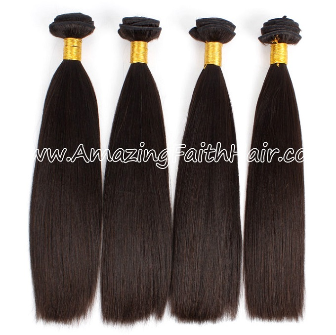 Remy Hair Weft Double Drawn Straight AFHH.jpg