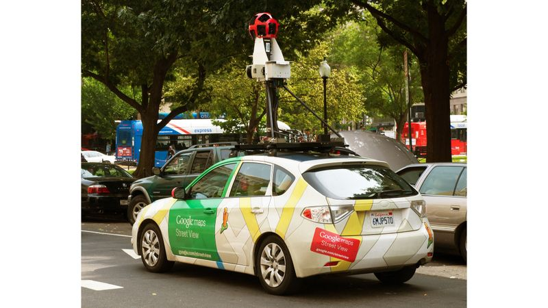 Google won the last maps war. Self-driving cars give other mapmakers a chance to find their own way