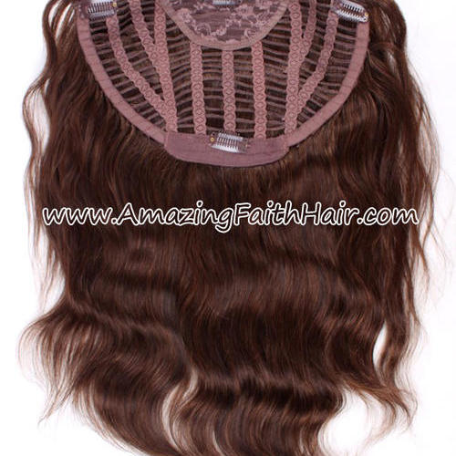 Clip-In Half Wig Mix Color