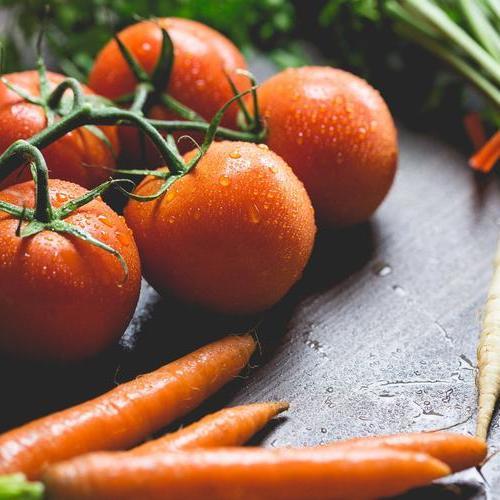各种蔬菜类的英文怎么说?