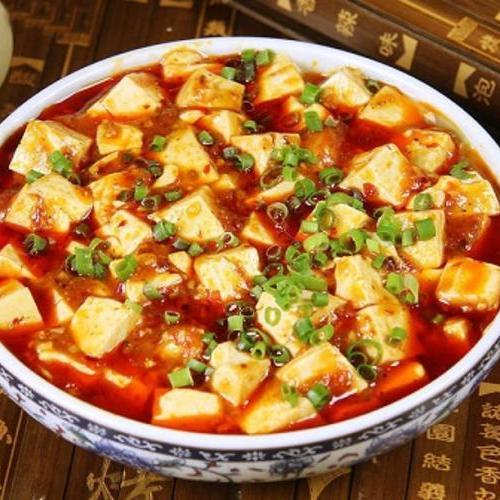 麻婆豆腐的英文怎么说?