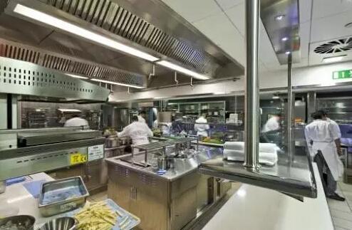 餐饮业蓬勃发展,刺激商用厨具设备市场需求增长