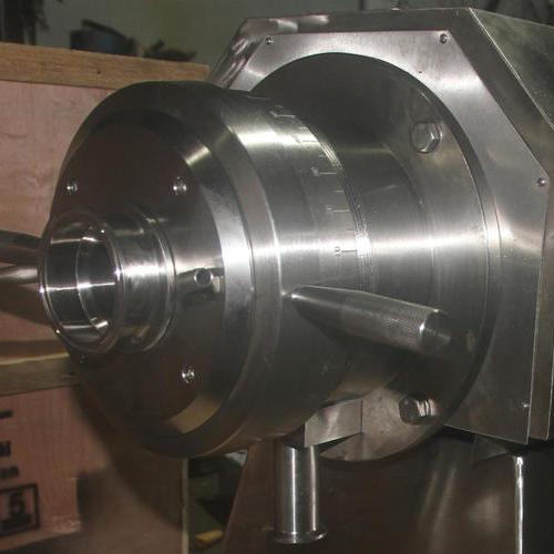 管线式高剪切胶体磨 (管线式纳米研磨机)