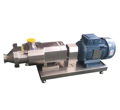 衛生級雙螺旋輸送泵