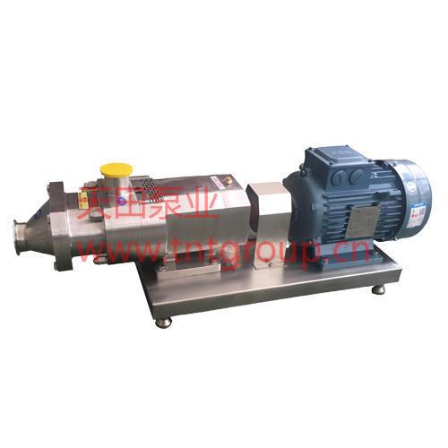 卫生级双螺旋输送泵