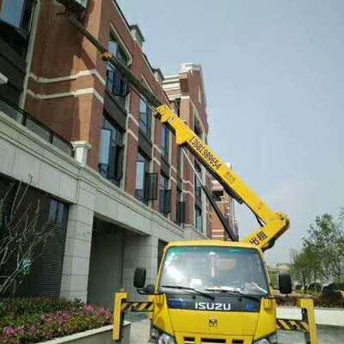 上海登高车租赁上海升降机租赁上海车载登高车