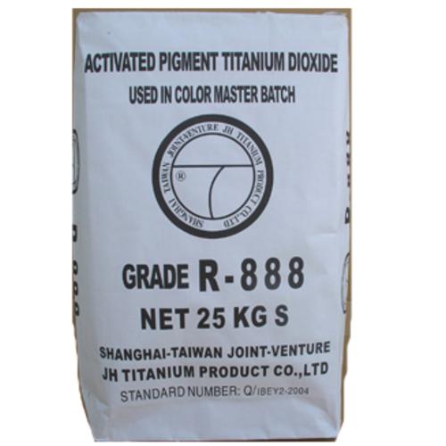 金红石型钛白粉R-888塑钢专用