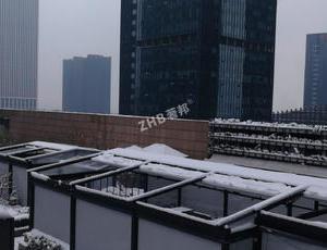 杭州户外餐厅项目_遮阳篷案例