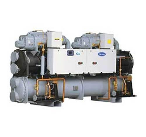 开利   水冷螺杆式冷水机组