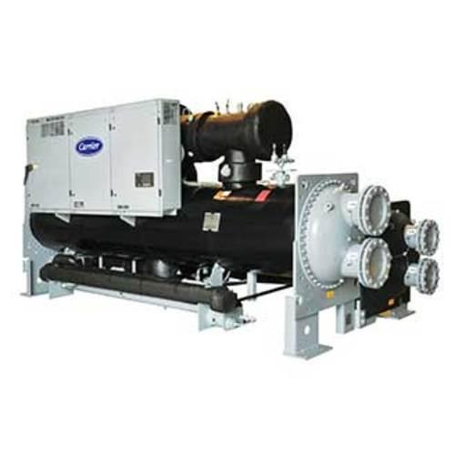 開利  高效水冷變頻螺桿式 冷水機組