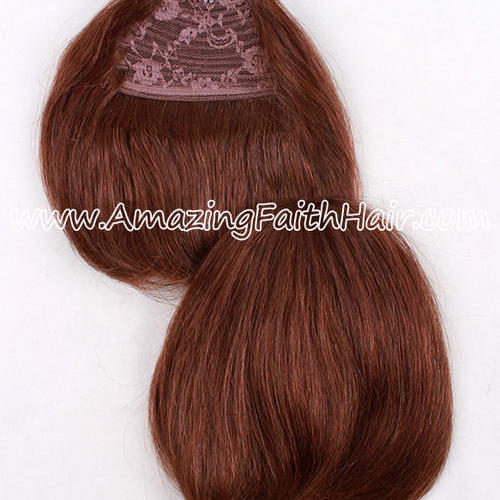 Clip-In Fringe Brown