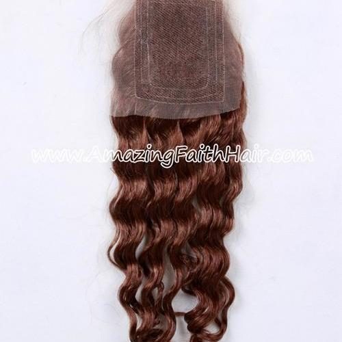 Lace Closure Deep Wave