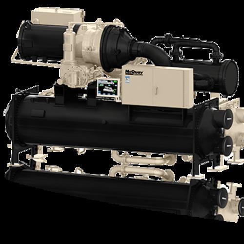 麦克维尔   双级压缩离心式冷水机组WTCWCT