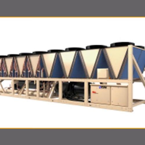 约克   螺杆式风冷热泵机组YSPA系列