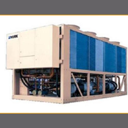 约克  螺杆式风冷热泵机组YEAS系列