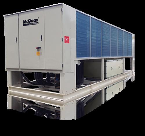 麦克维尔  变频螺杆式风冷冷水热泵机组 MCSMHS-SV3