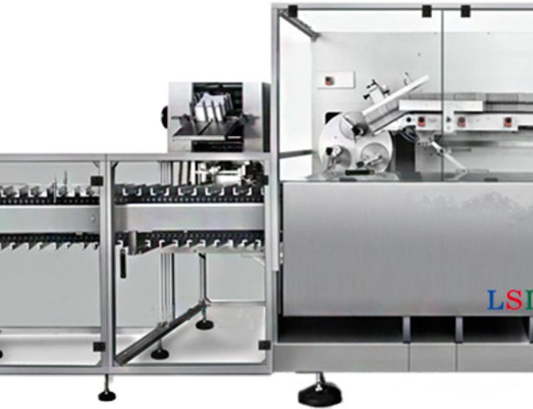 连续式装盒机