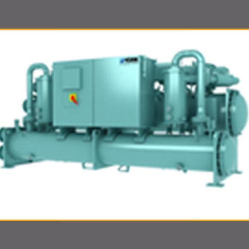 约克  变频螺杆式水冷冷水机组YVWA系列 120-300TR