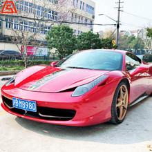 法拉利458中國龍 超跑展示租賃