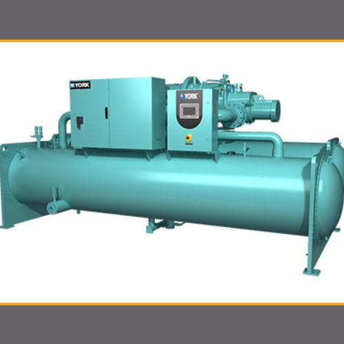 约克  定频超高效水冷螺杆式冷水机组YGWH 117-378TR 411-1,329kW