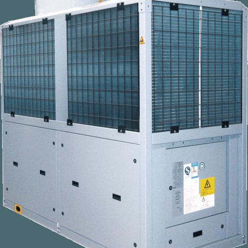 克莱门特  模块式风冷(冷水)热泵机组AQS-M系列