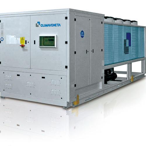 克莱门特  风冷螺杆式冷热水机组 R407  CCSRAN-X 系列