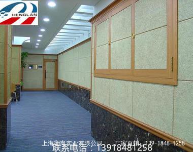 木丝吸音板工程案例