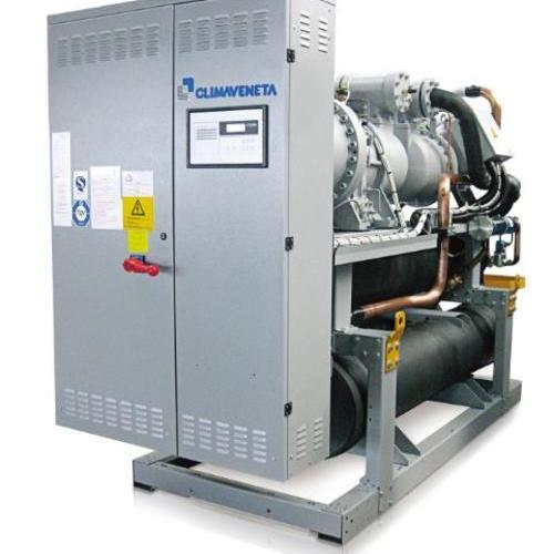 克莱门特  水冷螺杆式冷水机组(R22)CSRH系列