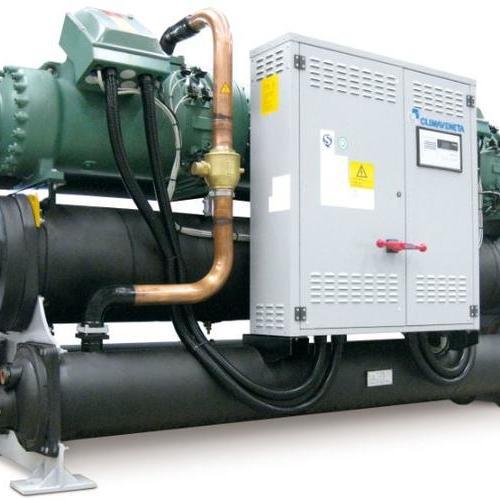 克莱门特  高温水地源热泵PSRHH.C-Y系列