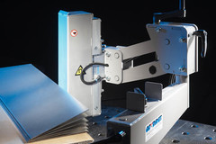 Goudsmit磁鐵在金屬板的磁分離,提升和定位上的應用