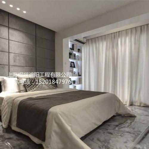 家里有电动窗帘就是不一样
