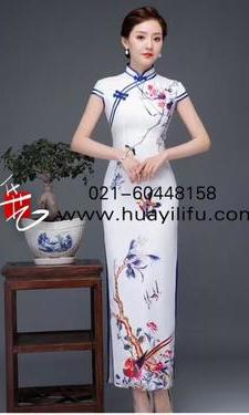 长旗袍124