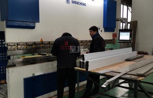 厂房不锈钢镀钛设备