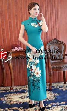 长旗袍123