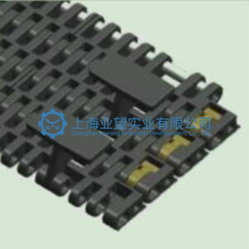 8508T型限位脚塑料网带