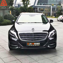 奔馳邁巴赫S400 上海奔馳商務 邁巴赫奔馳S400