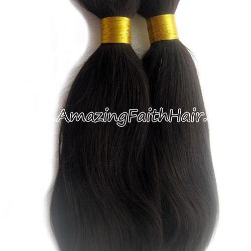 Bulk Braiding Hair Natural Color