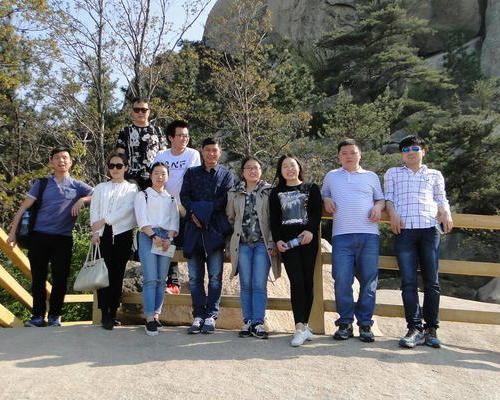 Company organizes outdoor activities