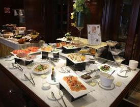 行政西餐厅早餐