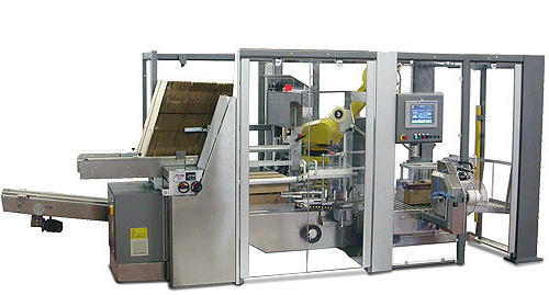 Packing palletizing machine