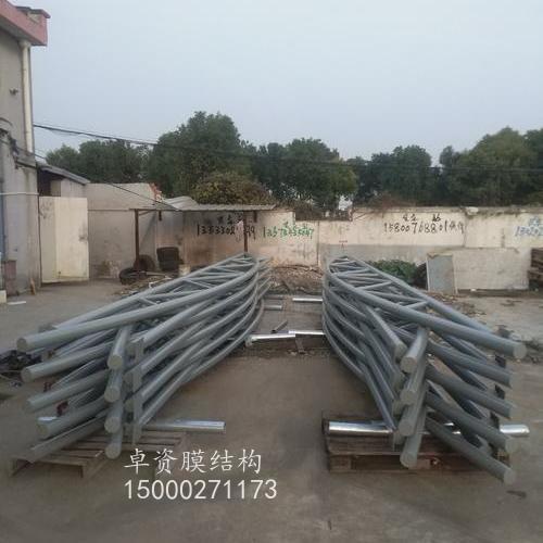 膜结构辅料——异型钢梁立柱
