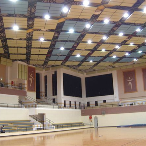 衡岚体育馆装修案例