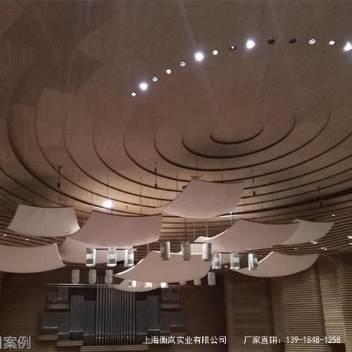 衡岚音乐厅装修案例