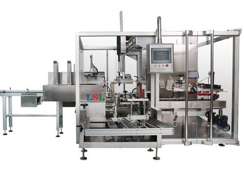 Intelligent opening and sealing machine