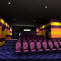 衡岚电影院装修案例
