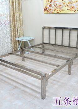 定制不锈钢床架