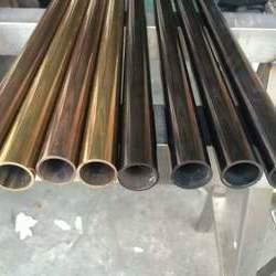 不锈钢钢管镀钛