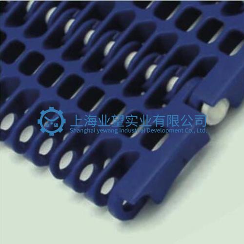 100平格型塑料网链